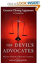 The Devil's Advocates: Greatest Closing Arguments in Criminal Law. by book's seller(Excellent series).