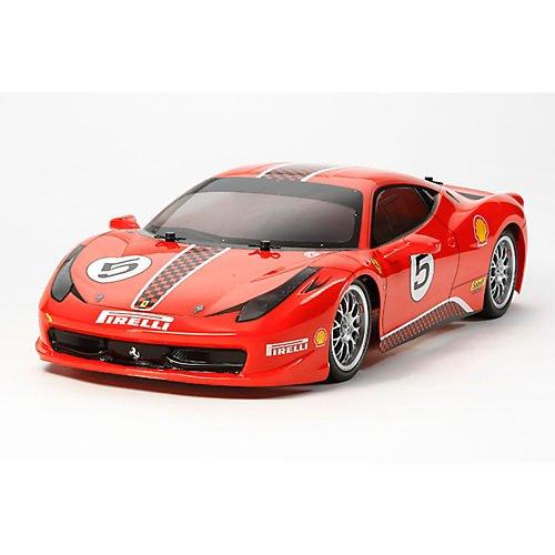 Tamiya - 58560 - Radio Commande - Voiture - Ferrari 458 Challenge
