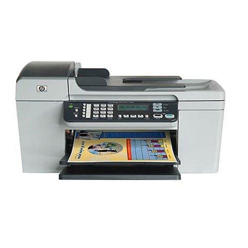 HP Officejet Producto multifuncional impresora, fax, escáner, copiadora HP Officejet 5610 -...