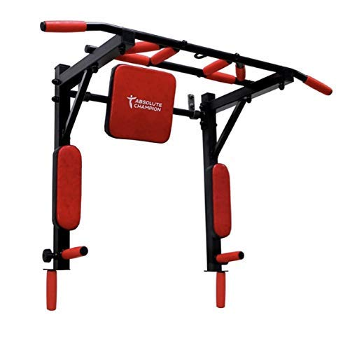 Untitled STM–Sport | Klimmzugstange Power Multigrip Bis Zu 250 Kg | Pull Up Bar/Chin Up Bar | Multifunktional | Dip Station | Heim Gym | Für zuhause | Workout Equipment | Sportgerät | Fitness Geräte