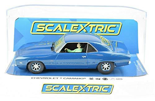 Scalextric/VRC Hobbies 1969 Camaro ZL1 COPO DPR W/Headlights 1/32 Slot Car C4074