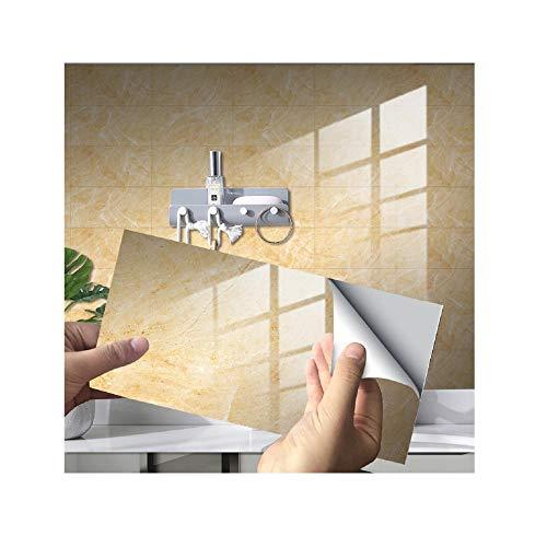 32 PSC, Fliesenaufkleber, DIY, Dekoration, U-Bahn-Peel & Stick Selbstklebende Spritzback, geeignet für Wohnzimmer, Küche, Badezimmer usw-D-27._32 Stück