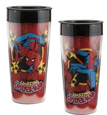 Amazing Spider-Man Tasse Voyage plastique