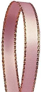 pink gold ribbon