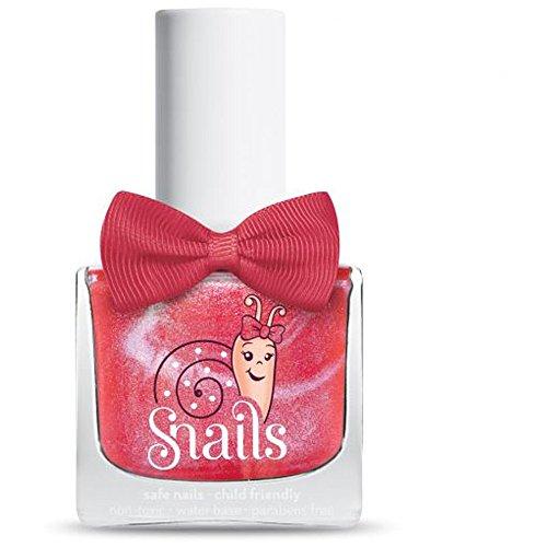 Snails Disco Girl Nagellack Wasser rosa Koralle 10,5ml