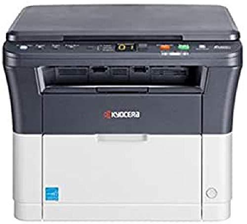 Kyocera - FS -1220mfp Laser a4 Negro, Color Blanco - Impresora multifunción (Laser, Mono, Mono, Color, Negro, Arm)