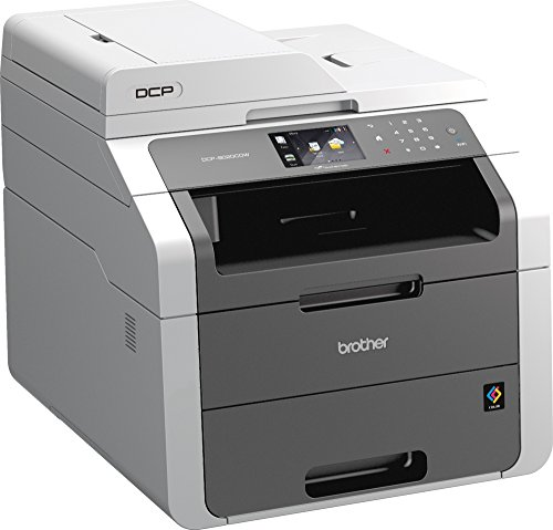 Brother DCP 9020CDW Multifunzione Laser a Colori, Funzione Stampa/Copia, Formati Supportati A4