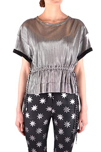 CHRISTIAN PELLIZZARI Luxury Fashion Womens TOP Summer Silver