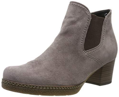 Gabor Shoes Comfort Basic, Botines Mujer, Multicolor (Dust (Blurossonat/Mic.) 40), 39 EU