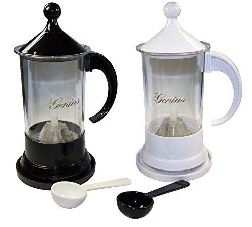 Genius Kaffee & Tee zubereiter Aufbrüh Set