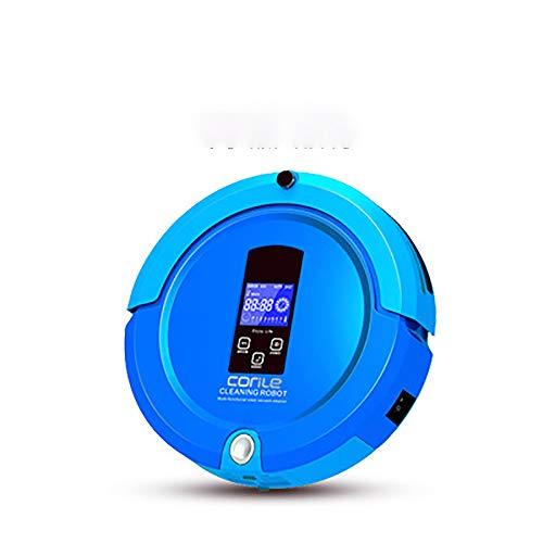Best Bargain DXJ Robot Vacuum Cleaner,Super Quiet, Auto Charge Robotic Vacuum Remote Control,germici...