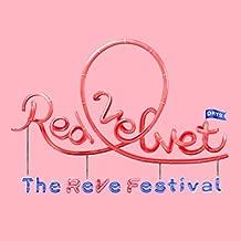 [KIHNO Album] RED Velvet - Reve Festival Day 2 KIHNO KIT+1Photocard+Folded Poster+Double Side Extra Photocards Set