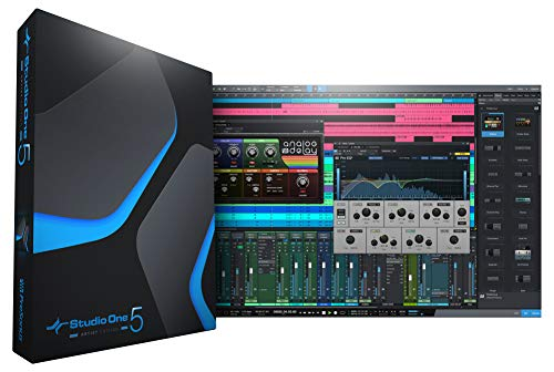 PreSonus Studio One 5 Artist/Download Card