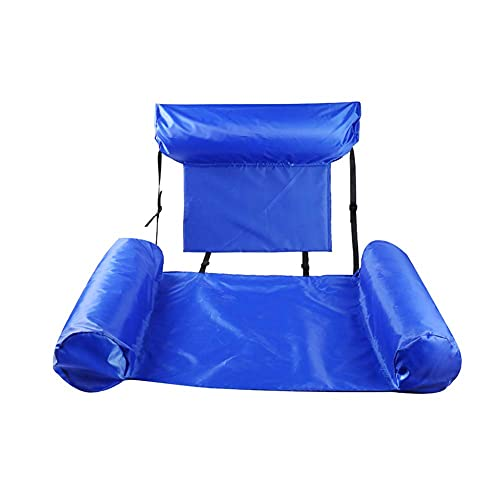 Floating Row Swimming Pool Inflatable Foldable Water Hammock Bed (Green) BJY969 ( Color : Color5 )