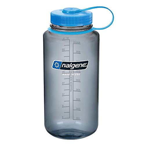 nalgene(ナルゲン) カラーボトル 広口1.0L トライタンボトル グレー 91311