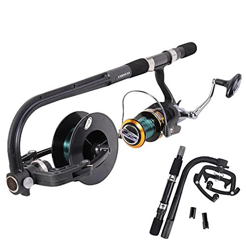 Fishing Line Spooler, Fishing Line Winder Spooler, Fishing Reel...