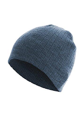 MasterDis Beanie Regular Mütze Ht.Indigo, Blue, Un