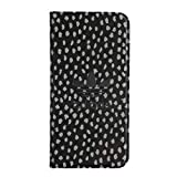 Adidas Originals アディダス ( オリジナルス ) iPhone 6 / 6s スマホ ケース 手帳型 カバー アイホン (ブラック/グレー) [並行輸入品]