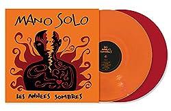 Les Annees Sombres (2 LP Rouge Et Orange)
