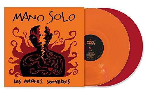 Les Années Sombres (2 LP Rouge et Orange)