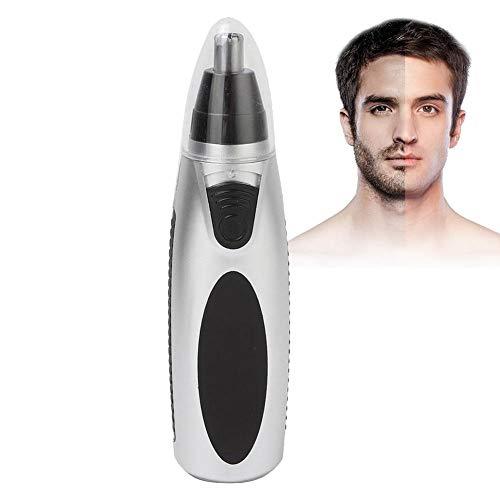 Cortapelos para nariz, depilación nasal, cortador de pelo eléctrico para nariz, cortador de vello nasal, removedor de vello de nariz, eléctrico
