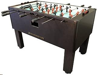 Gold Standard Games Home Pro Foosball Table (Carbon Fiber)