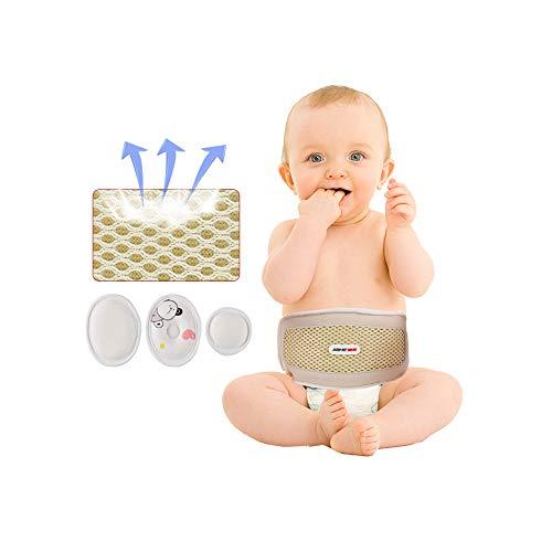 Cinturón para hernia umbilical Banda para el ombligo del bebé Banda para el vientre del recién nacido