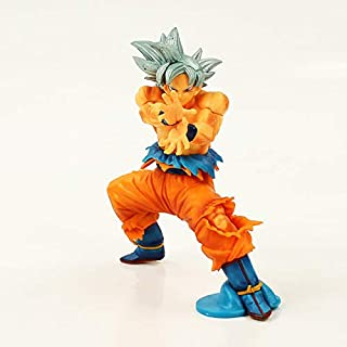 17Cm Super The Super Riors Special Ultra Instinct Son Goku PVC Figure Gokou Collectible Model Toy Thing You Must Have Gift Box Toddler Favourite Superhero Dream Unboxing