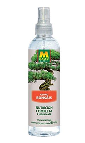 Abono foliar para bonsáis 250 ml Massó