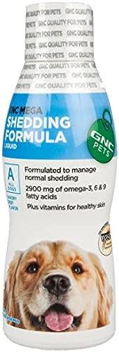 GNC Mega Shedding Dog Formula