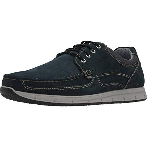 IMAC - Zapato Casual para: Hombre Color: Azul Marino Talla: 46