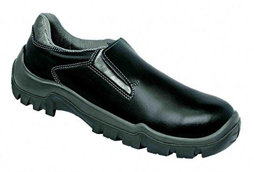 Bragard Josia Safety Shoe FR 48 / US Mens 13 / Black