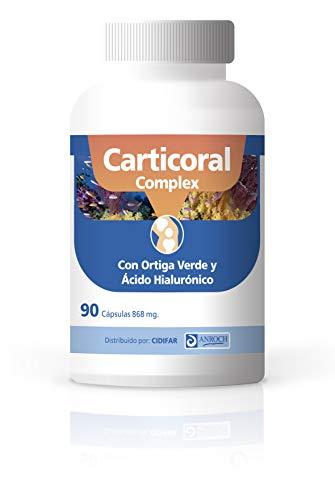 Anroch Carticoral Complex Bienestar de los Huesos y Articulaciones - 90 Cápsulas