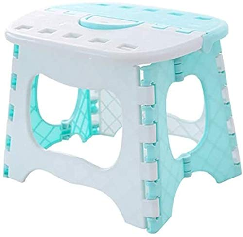 N\A Silla Plegable pequeña Muebles de jardín Plegable Se Asientos for Adultos de los niños (Color : -, Size : -)
