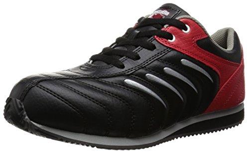 [ジーベック] 安全靴 85188 巻き上げソール セーフティシューズ メンズ ブラック JP 300(30cm)