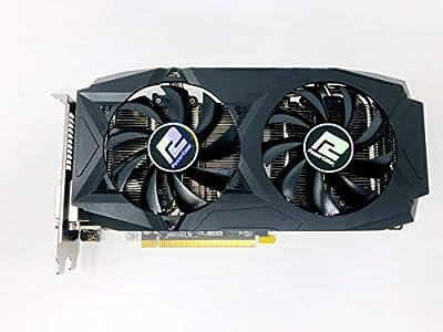 PowerColor AXRX 580 D5-3DHDV2/OC AMD Radeon RX 580 4GB Red Dragon V2 Graphics Card