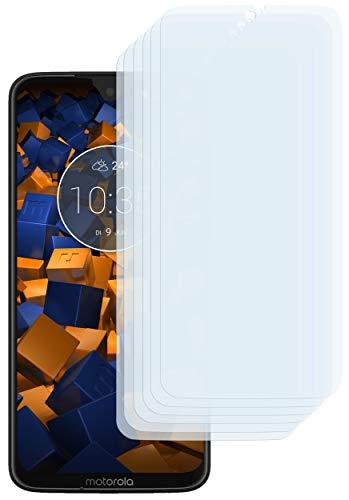 mumbi Schutzfolie kompatibel mit Motorola Moto G7 Folie klar, Bildschirmschutzfolie (6X)