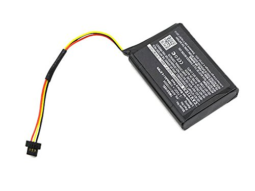 subtel® Batería Premium Compatible con Tomtom Go 510 (2013), Go 520 (2016) (1100mAh) AHA11110004, P5, P6 bateria de Repuesto, Pila reemplazo, sustitución
