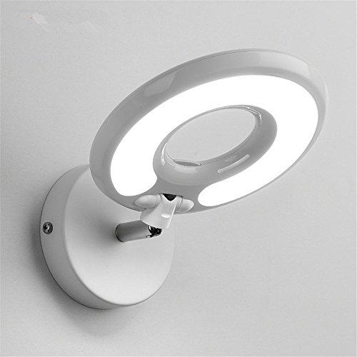 JJZHG wandlamp binnen muur lamp creatieve slaapkamer nachtkastje hotel studie lees-vooruit oog wandlamp met schakelaar LED wandlamp omvat: wandlampen, wandlamp met leeslamp, wandlamp met stekker