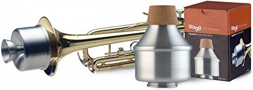 Stagg demper WAh-Wah voor trompet MTR-W3A