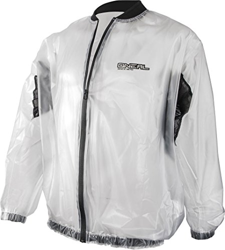 O'Neal Regenjacke Splash Transparent Gr. XL