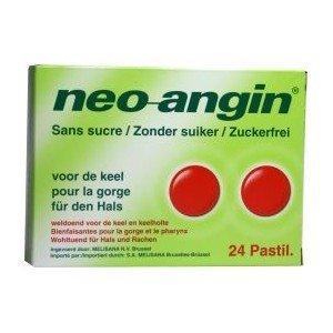 Neo-Angin Halstabletten Zucker frei 24 st