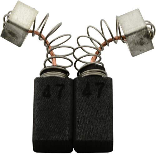 Kohlebürsten für KRESS SBLR8614 Bohrmaschine -- 6x8x14mm -- 2.4x3.1x5.5'' -- Mit automatische Abschaltung