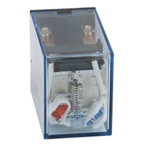heschen Gereral Zweck Relais My2nj 12VAC Coil 5A 24VDC/220VAC DPDT LED-Anzeige