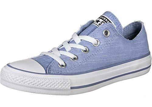 Converse Leinen Sneaker Größe 39 EU Blau (hellblau)