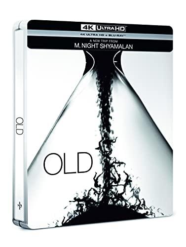 Old Steelbook (4K Ultra HD + Blu-ray) (2 Blu Ray)
