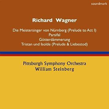 Richard Wagner: Die Meistersinger von Nürnberg (Prelude to Act I), Parsifal, Götterdämmerung & Tristan und Isolde (Prelude & Liebestod)