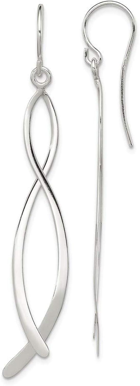 Beautiful Sterling silver 925 sterling Sterling Silver Dangle Earrings