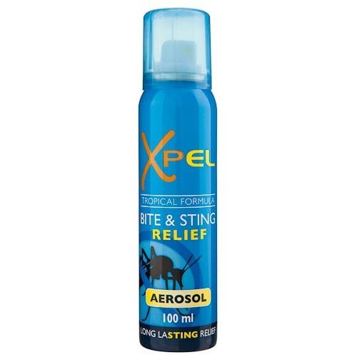 Xpel Bug Cooling Aerosol Spray 100ml