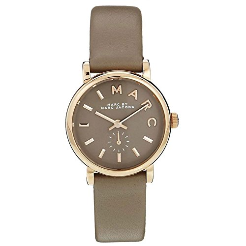 (マークバイマークジェイコブス) MARC BY MARC JACOBS 時計 レディース MBM1318 BAKER36 ベイカー 腕時計 ウォッチ ベージュ/グレー [並行輸入品]